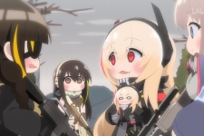 Girls' Frontline Chibi Th...