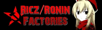 Ricz/Ronin Factories